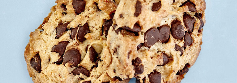 Double Choc Chip Cookies