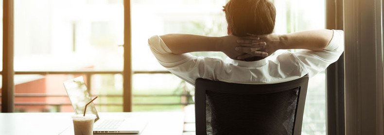 The Art of Relaxation For Office Workers