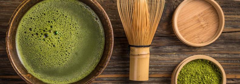 5 Benefits of Matcha Tea
