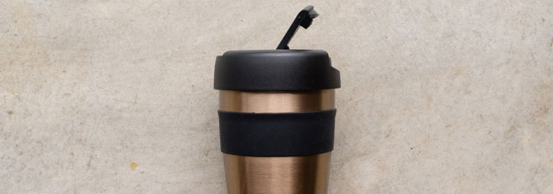 Why Use A Re-Usable Coffee Cup?