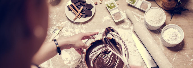 Healthier Snacking Options with Chocolate