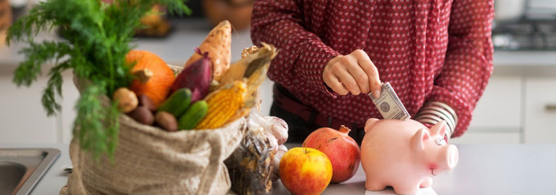 5 Tips to Healthy Budget Eating