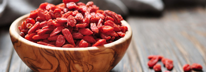 Goji Berries A Real Superfood Australian Naturalcare