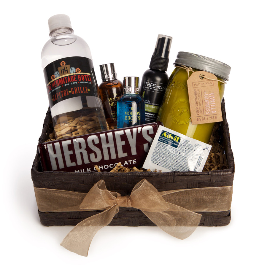 Bridesmaid Must-Have Gift Basket