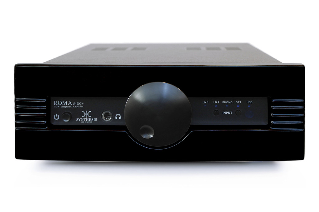 Synthesis Roma 54DC+ Digital Integrated Amplifier