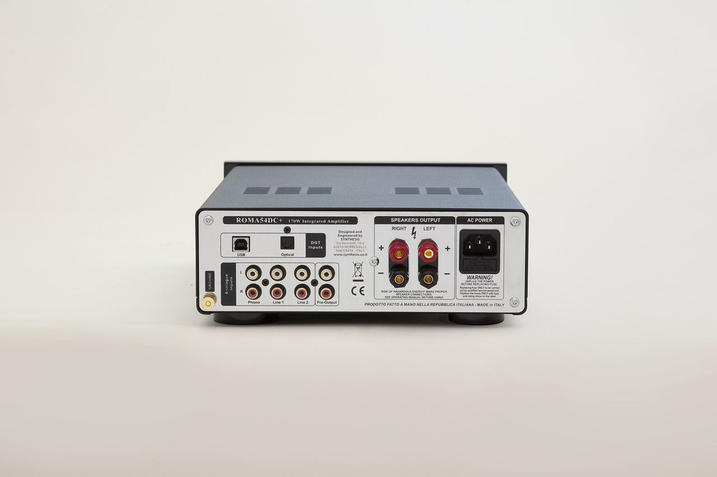 Synthesis Roma 54DC Digital Integrated Amplifier