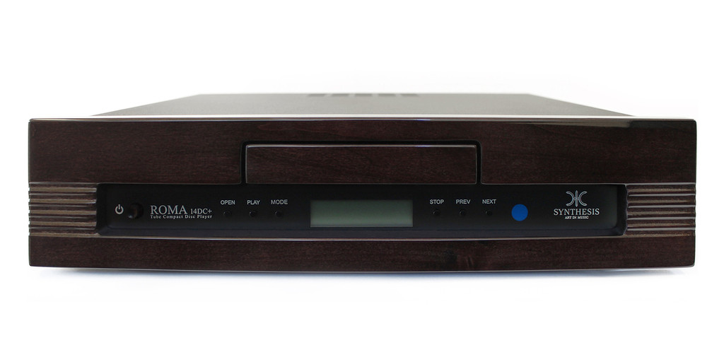 Synthesis Roma 14DC+ Tube CD Player