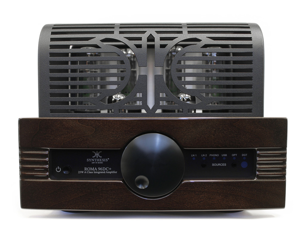 Synthesis Roma 96DC+ Integrated Valve Amplifier