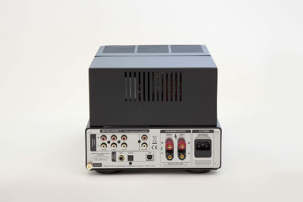 Synthesis Roma 96DC Integrated Valve Amplifier