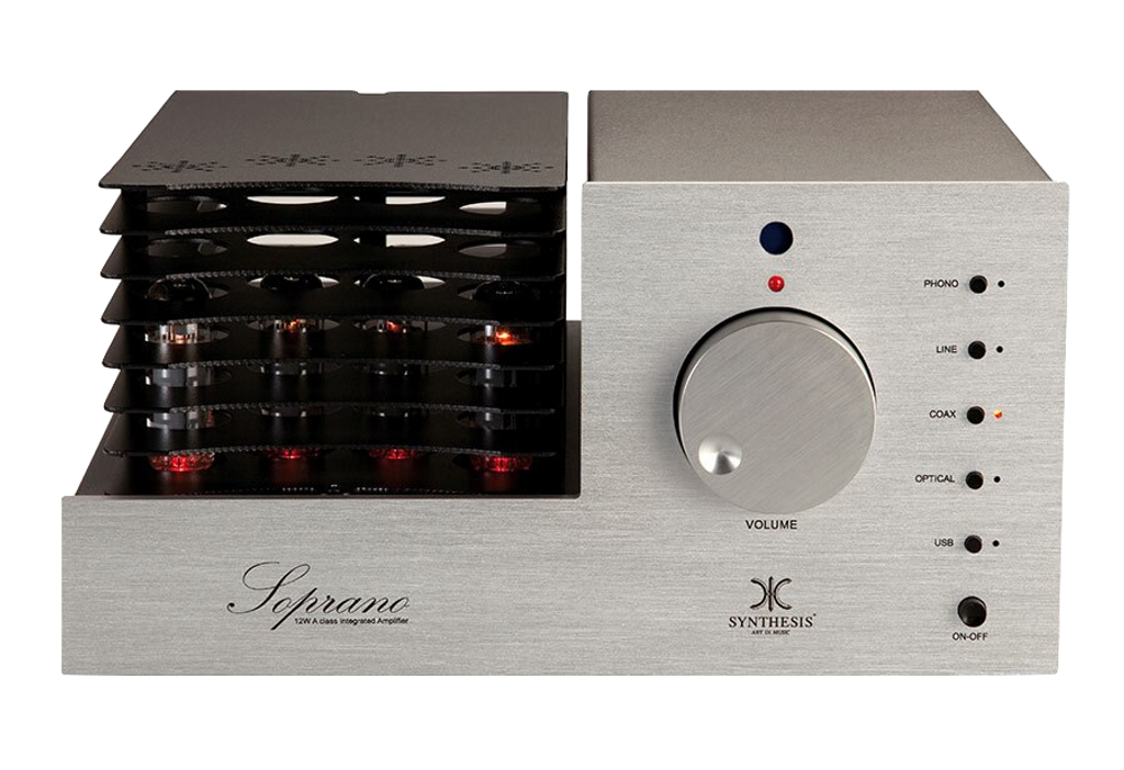 Synthesis Soprano Integrated Valve Amplifier