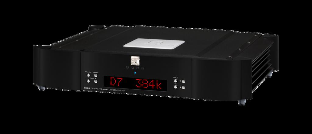 Moon 780D V2 DAC / Music Streamer