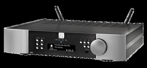 Moon 390 Preamplifier / Music Streamer / DAC