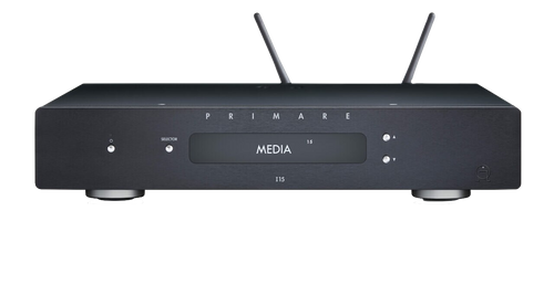 Primare I15 Prisma Integrated Amplifier & Music Streamer