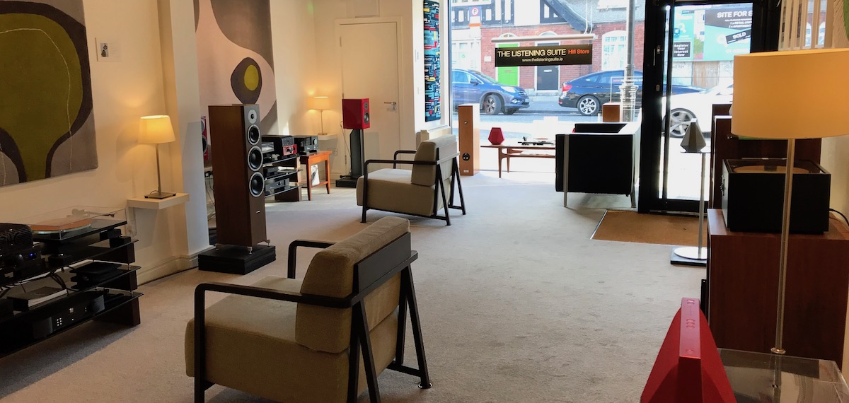 The Listening Suite Hifi Store