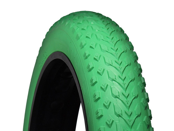 Vee Tire Mission Command Green