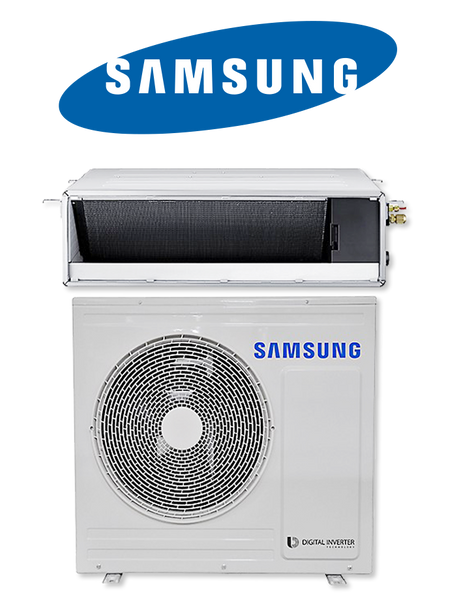 Samsung  7.1kW Ducted Split System AC071HBHFKHSA / AC071HCAFKHSA