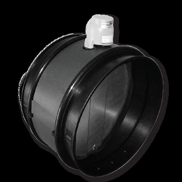 Quick Fix Motor Damper PL - Insulated