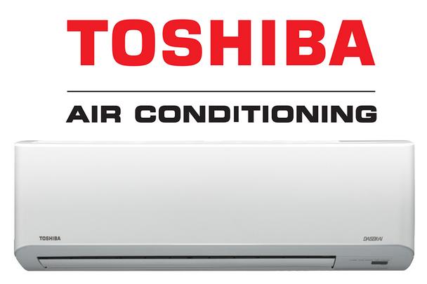 TOSHIBA 2.5kW Inverter Reverse Cycle Wall Mount Split System RAS-10N3K