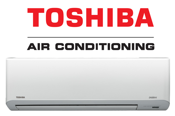 TOSHIBA 7.1kW Inverter Reverse Cycle Wall Mount Split System RAS-24N3K