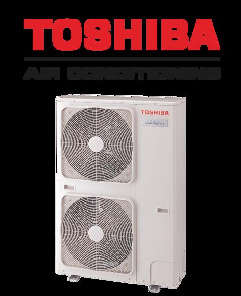 TOSHIBA 10.4kW Ducted Inverter RAV-SM1103DT-A / RAV-SP1104AT-A