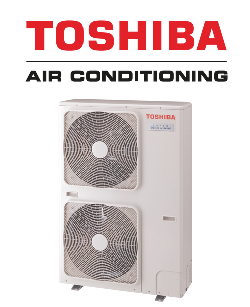TOSHIBA 12.5kW Ducted Inverter RAV-SM1403DT-A / RAV-SP1404AT-A