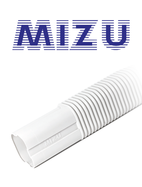 MIZU - Slim Flexible Duct - QLD & WA