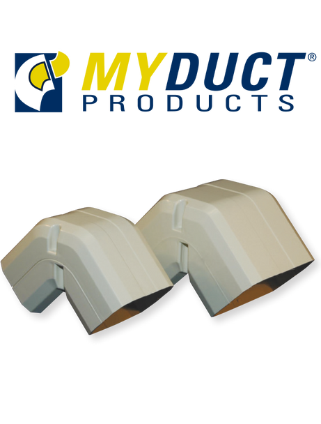 MyDuct - Upright Elbow Bend - SA, VIC, NSW & ACT