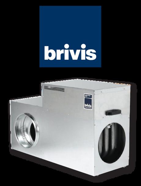Brivis SP623 [6 Stars] Gas Heater 23.0kW