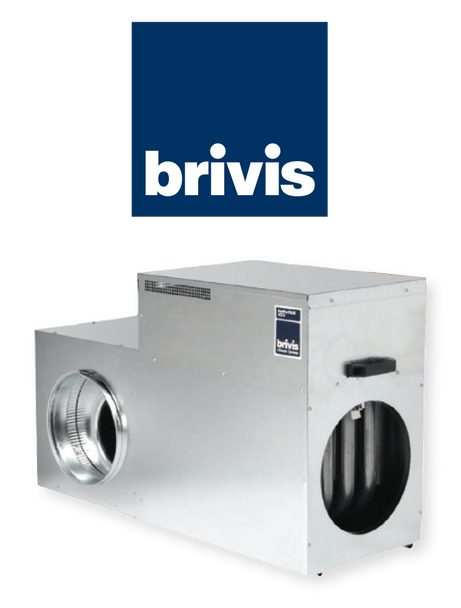 Brivis SP521 [5 Stars] Gas Heater 21.0kW