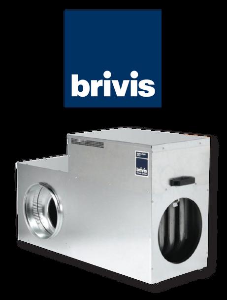 Brivis CC325IN [3 Stars] Gas Heater 25.0kW