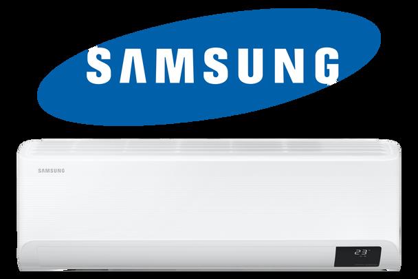 Samsung 3.5kW R32 Split System Air Conditioner GEO AR5500 AR12TXHYBWKNSA / AR12TXHYBWKXSA