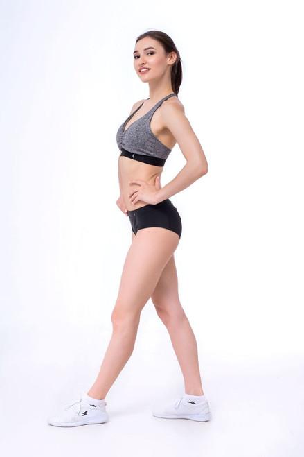 Pole Dance Shorts Onyx Black