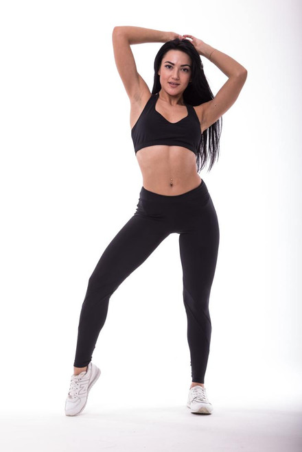 Pole Dance Leggings Ella Black