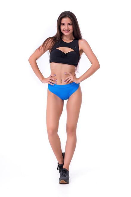 Workout Shorts Pyrope Light Blue