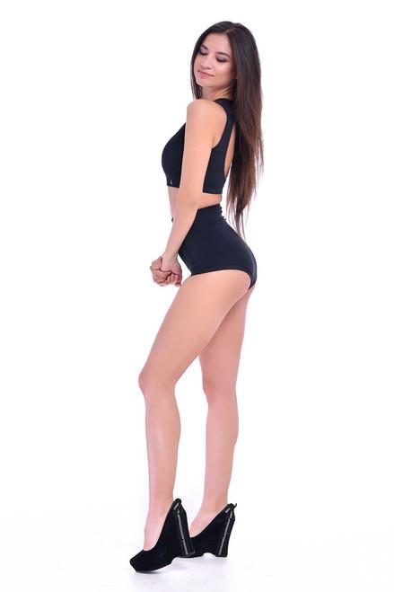 Yoga Shorts Victoria Black