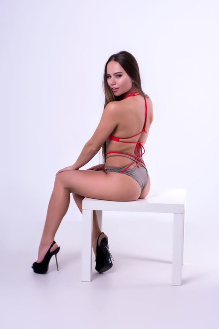 Vanessa BIKINI SET Beige