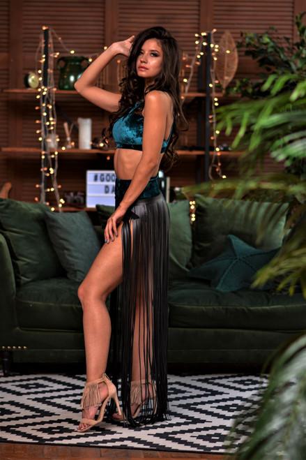 Product - Skirt Black Long