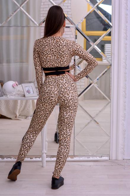 Leggings Grace Leopard