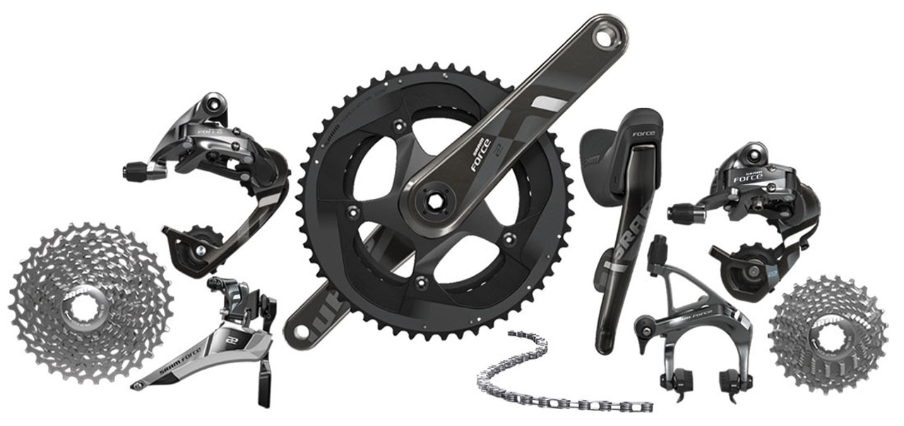 SRAM Force 22 11sp Groupset - Glory Cycles