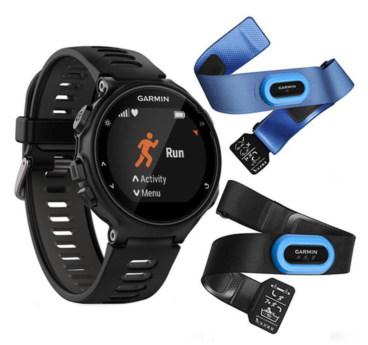 93cf48323 Garmin Forerunner 935 GPS Watch Bundle Black - Glory Cycles