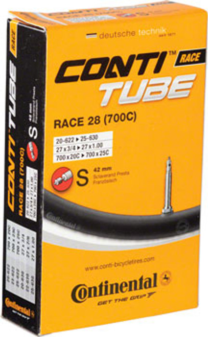 Continental 700 x 18-25mm Presta Valve Tube