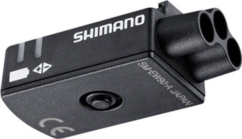 3 port for drop bar (climb and sprint plug direct to shifters)