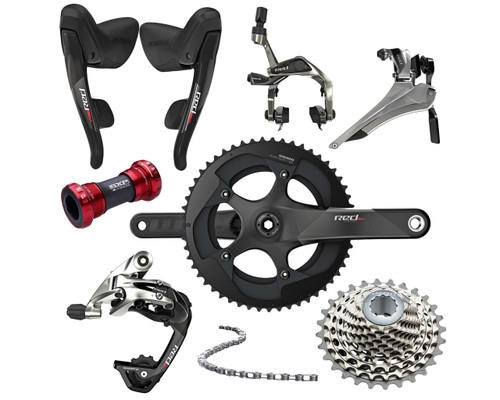 SRAM Red 22 11sp Road Groupset