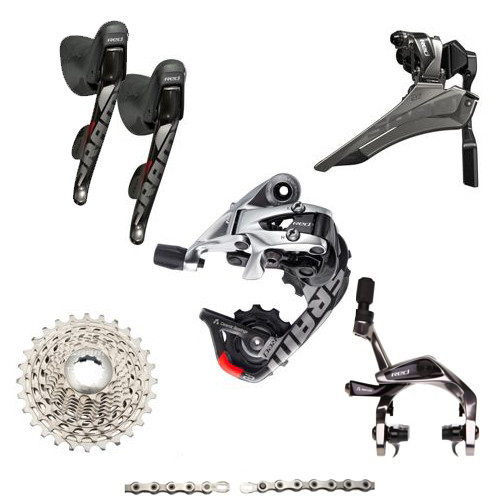 Sram Red 22 Mini Group No Crank Or Bb Glory Cycles
