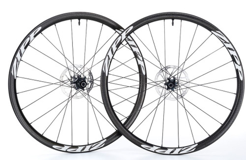Zipp 202 Firecrest Carbon Clincher Tubeless Disc Brake Wheelset