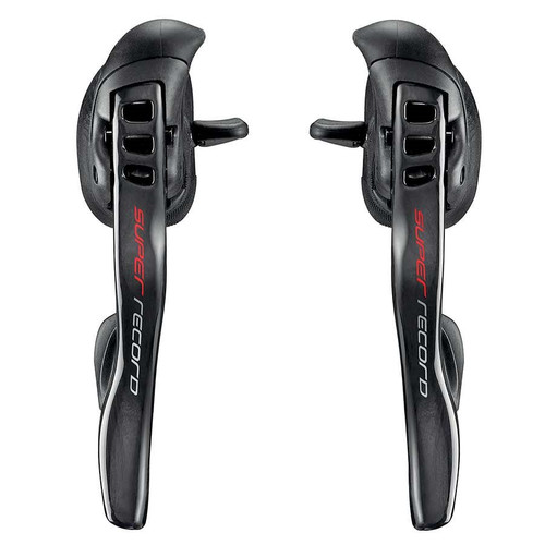 Campagnolo Super Record 12 spd Ergopower Shifter Set Rim Brake