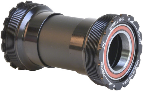 Wheels Manufacturing T47 Inboard Bottom Bracket w.  ACB for Shimano Spindles