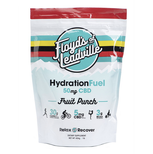 Floyd's of Leadville CBD Hydration Fuel, Isolate