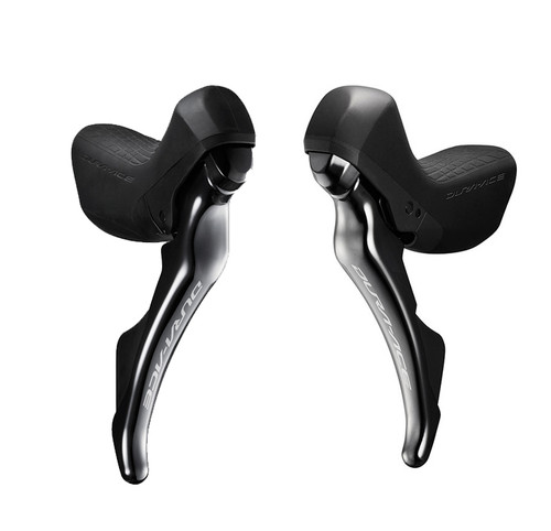 Shimano Dura-Ace ST-R9120 Hydro Brake Mechanical Shift Lever Pair
