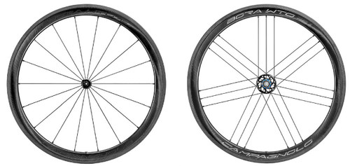 Campagnolo Bora WTO 45  Two Way Fit Wheelset